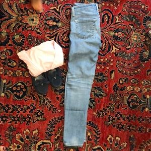 Ag Adriano Goldschmied Jeans - The Stevie Ankle